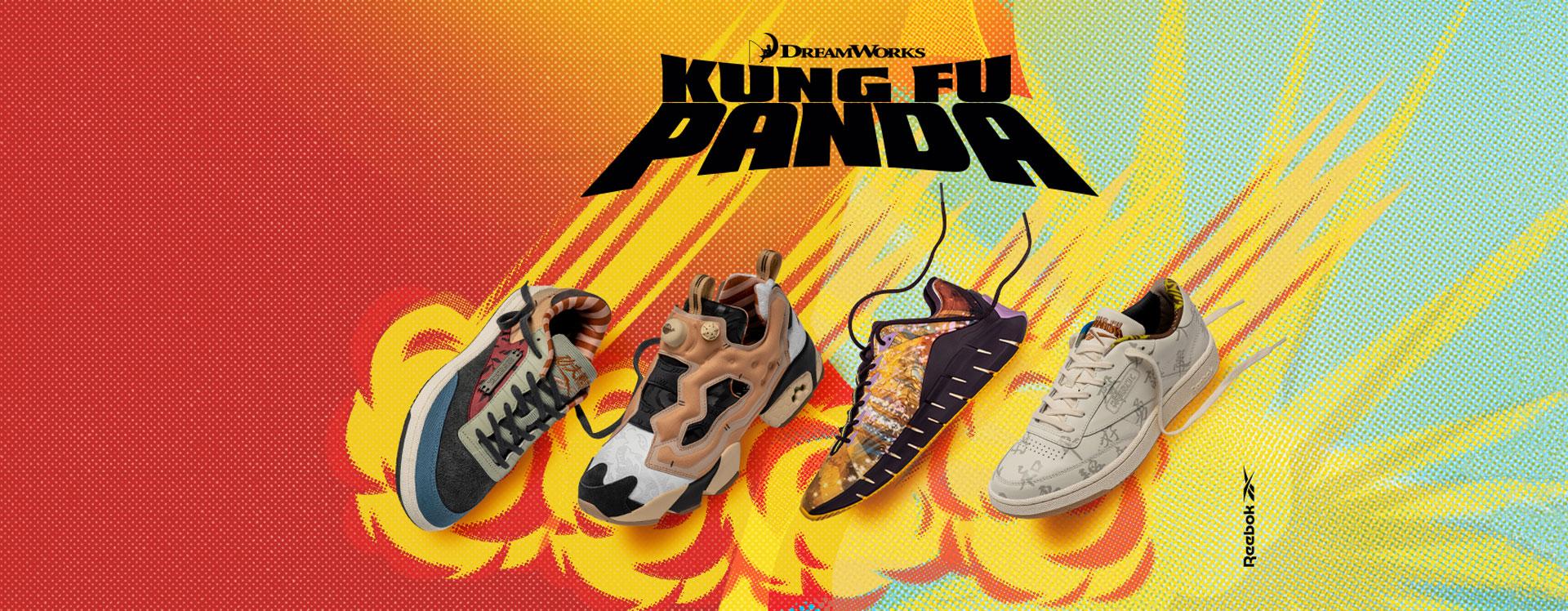 Reebok x Kungfu Panda
